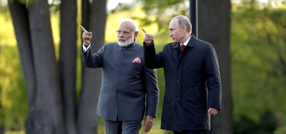 70 Years of India - Russia Relationship