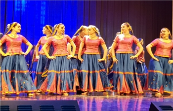 Day of Indian Culture was celebrated in the city of Partizansk of Primorye Region