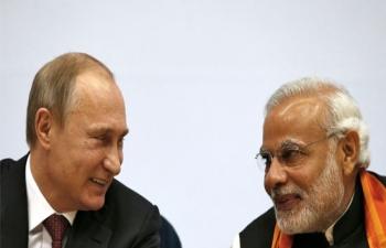 Prime Minister Shri Narendra Modi's visit to the Russian Federation