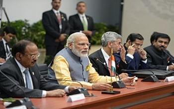 NSA Shri Ajit Doval and Foreign Secretary Shri Vijay Gokhale visit Moscow