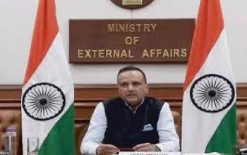 "MEA Spokesperson's statement on remarks by Pakistani Prime Minister regarding ""Gilgit-Baltistan"""