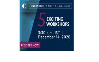KnowledgeTransfer@CarnegieIndia: GTS 2020