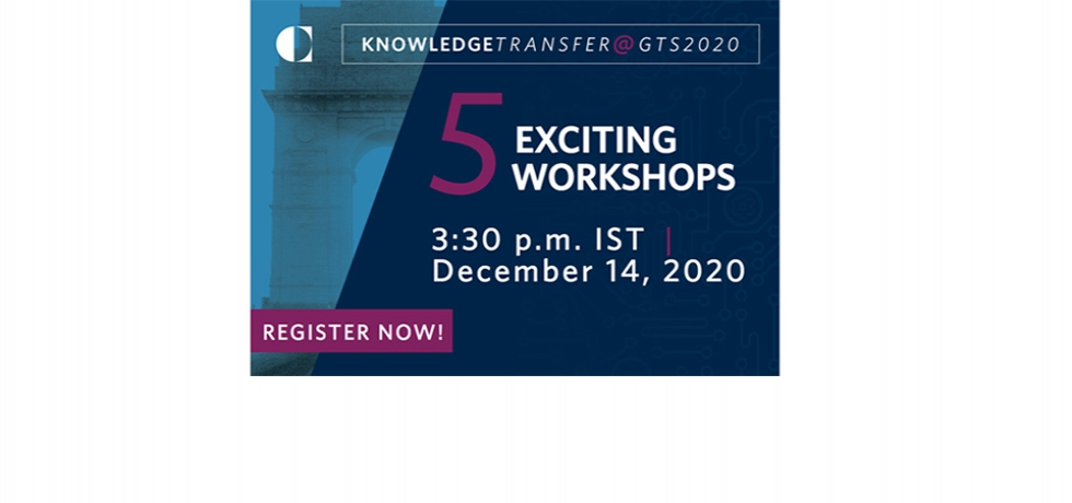 KnowledgeTransfer@CarnegieIndia: GTS 2020