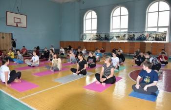7th International Day of Yoga Celebration.