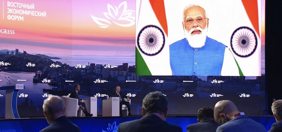Address of Hon'ble PM at Plenary Session at Eastern Economic Forum in 2021
